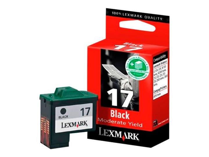 10NX217E Tintenpatrone Nr. 17 black Tintenpatrone Lexmark 797500700000 Bild Nr. 1