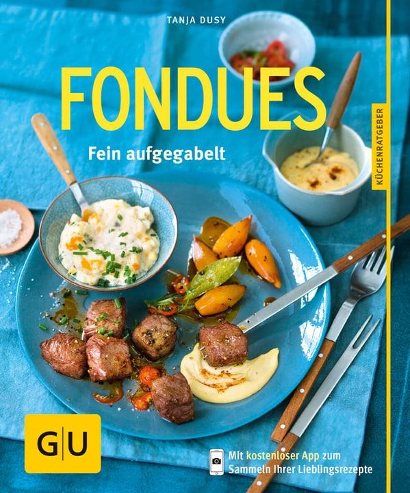 Fondues Kochbuch 782490700000 Photo no. 1