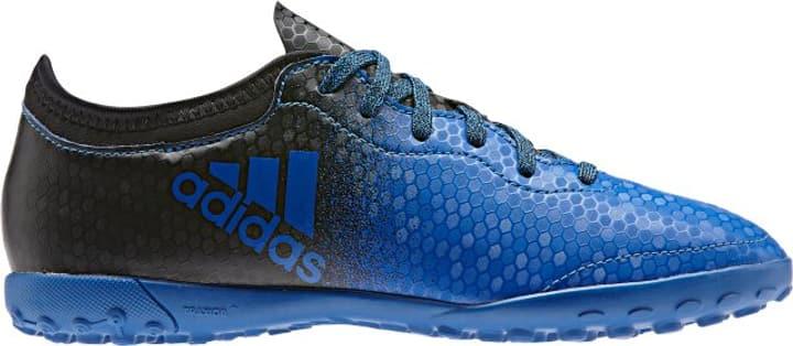 X Tango 16.3 TF Chaussures de football pour enfant Adidas 493111830040 Couleur bleu Taille 30 Photo