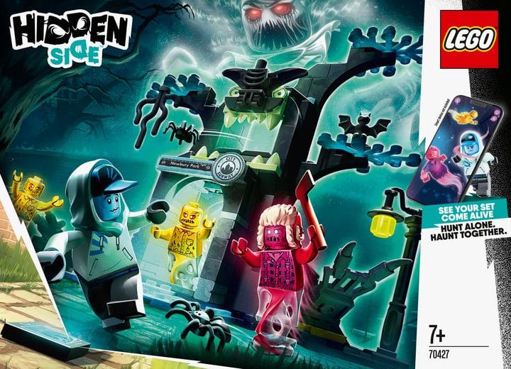 LEGO HIDDEN 70427 Banana 748729200000 Photo no. 1