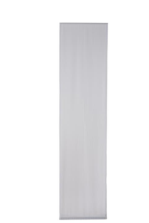 SOLO Panneau japonais 430545430410 Couleur Blanc Dimensions L: 60.0 cm x H: 245.0 cm Photo no. 1