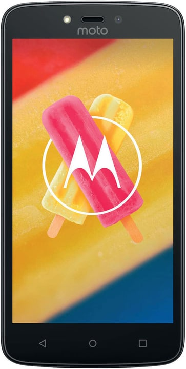 """Moto C Plus nero DS, 5.0"""", 1 Smartphone Motorola 785300133076 N. figura 1"""