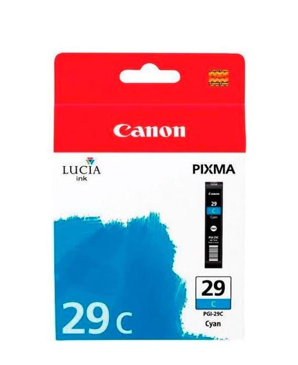 PGI-29C cartouche d'encre cyan Canon 785300123935 Photo no. 1