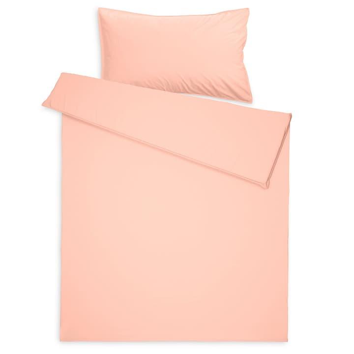 BETRIA Perkal-Kissenbezug 376071210638 Grösse L: 65.0 cm x B: 65.0 cm Farbe Apricot Bild Nr. 1