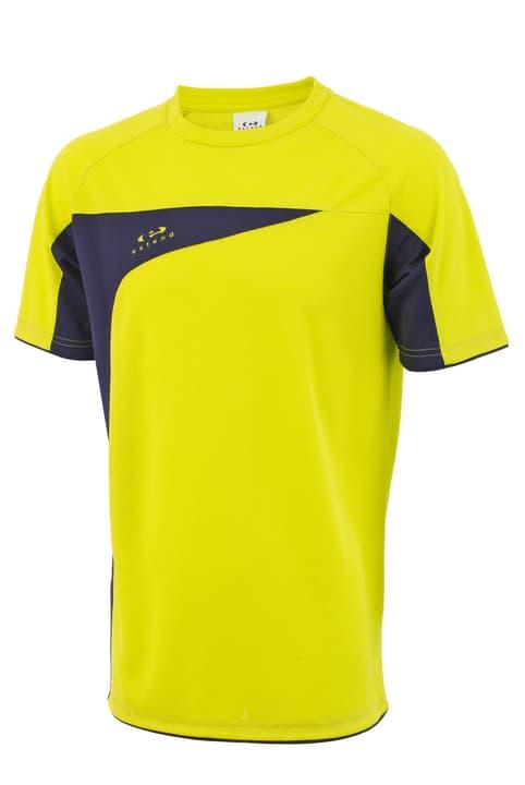 T-shirt de football pour enfant Extend 461574412255 Couleur jaune néon Taille 122 Photo no. 1