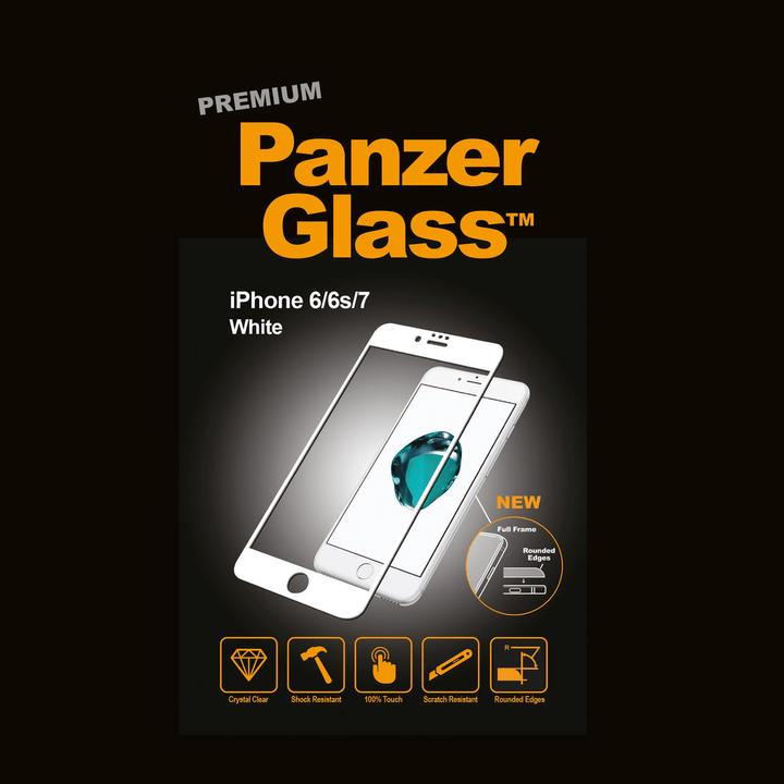 Screen Protector Premium for IiPhone 6/6S/7/8 Schutzfolie Panzerglass 798615800000 Bild Nr. 1