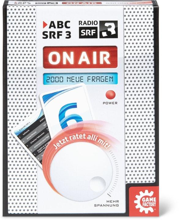 Game Factory ABC SRF 3 Original (D) 746961290000 Lengua Tedesco N. figura 1