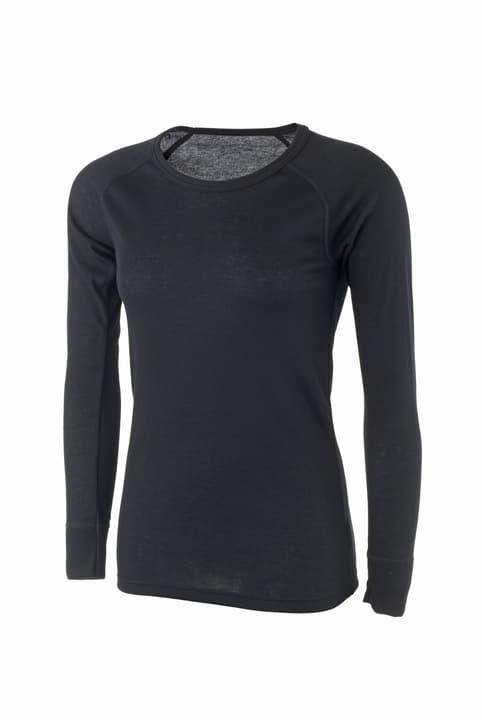 Warm Damen-Langarmshirt Trevolution 477051900420 Farbe schwarz Grösse M Bild Nr. 1