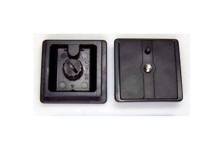 Plaque de remplacement (44x44mm) Velbon 785300125939 Photo no. 1