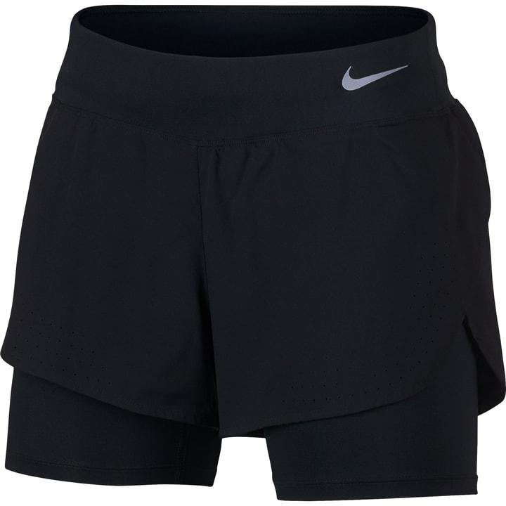 Eclipse 2in1 Short Damen-Shorts Nike 470190000320 Farbe schwarz Grösse S Bild-Nr. 1
