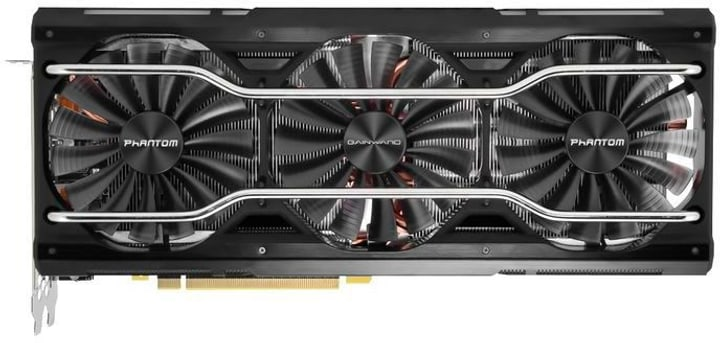 GeForce RTX 2060 Super Phantom GS 8GB Grafikkarte Gainward 785300146123 Bild Nr. 1
