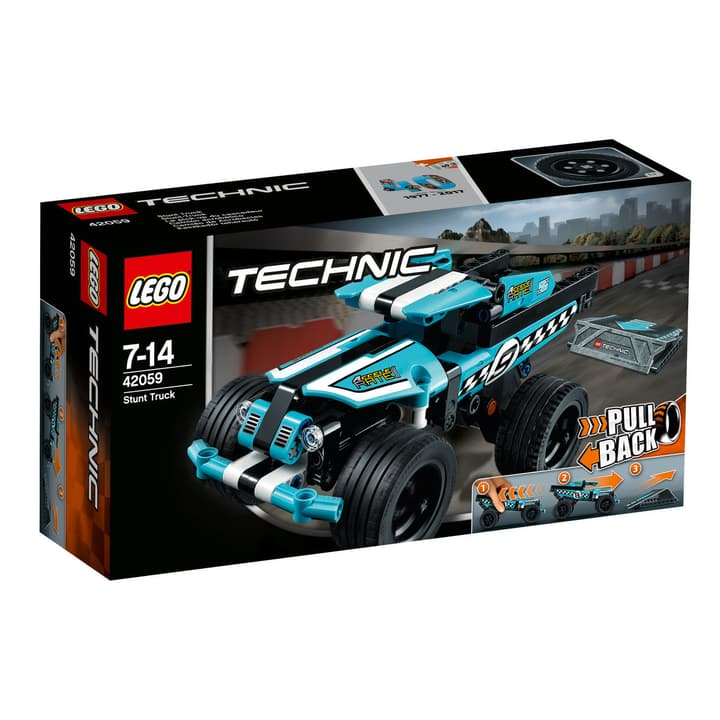 LEGO Technic Stunt Truck 42059 748828800000 N. figura 1