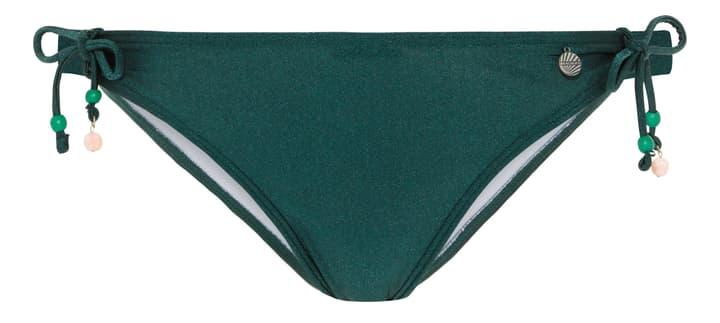 VILLAGE Slip de bain pour femme Beachlife 463117503663 Couleur vert foncé Taille 36 Photo no. 1