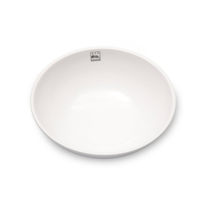 GRANDE Ciotola ASA 393000138959 Dimensioni L: 26.0 cm x P: 26.0 cm x A: 7.5 cm Colore Bianco N. figura 1