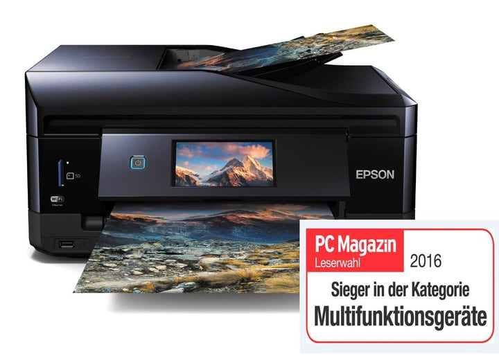 Expression Premium XP-830 Multifunktionsdrucker Epson 797277800000 Bild Nr. 1