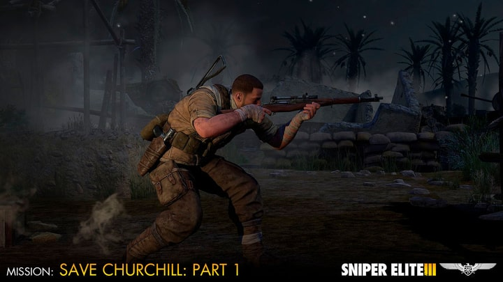 PC - Sniper Elite 3 - Save Churchill Part 1: In Shadows Download (ESD) 785300133714 N. figura 1