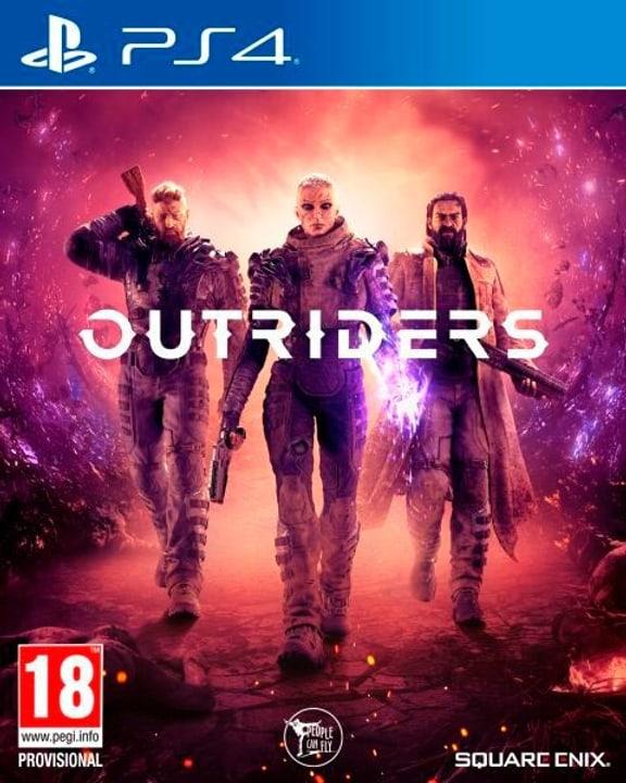 Outriders Box 785300151292 Bild Nr. 1