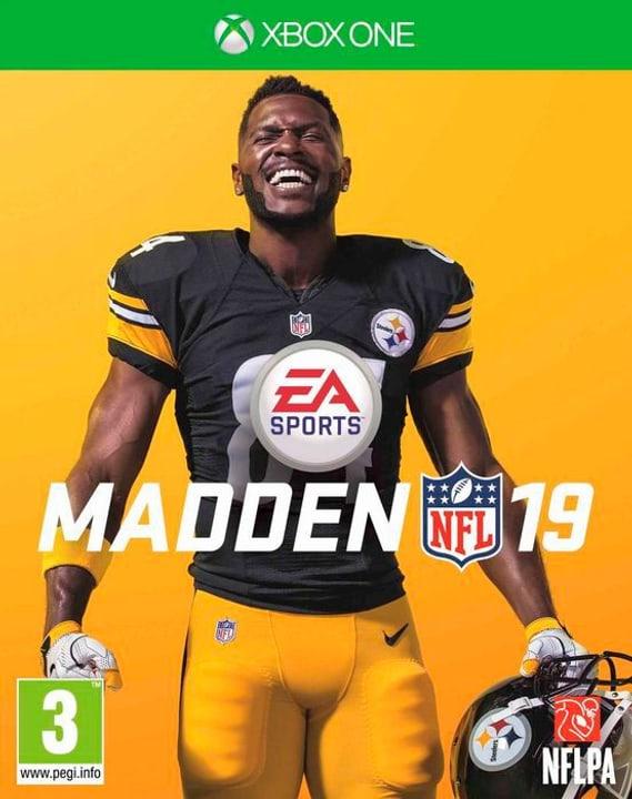 Xbox One - Madden NFL 19 Box 785300137143 N. figura 1
