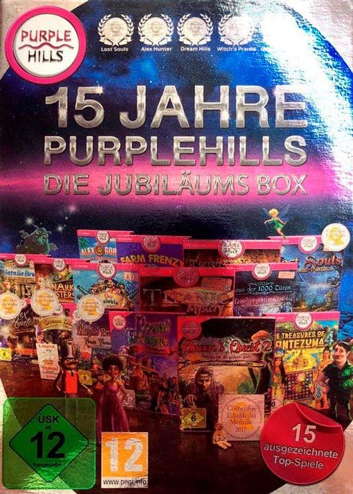 PC - Purple Hills: 15 Jahre - Die Jubiläums Box (D) Physisch (Box) 785300135007 Bild Nr. 1