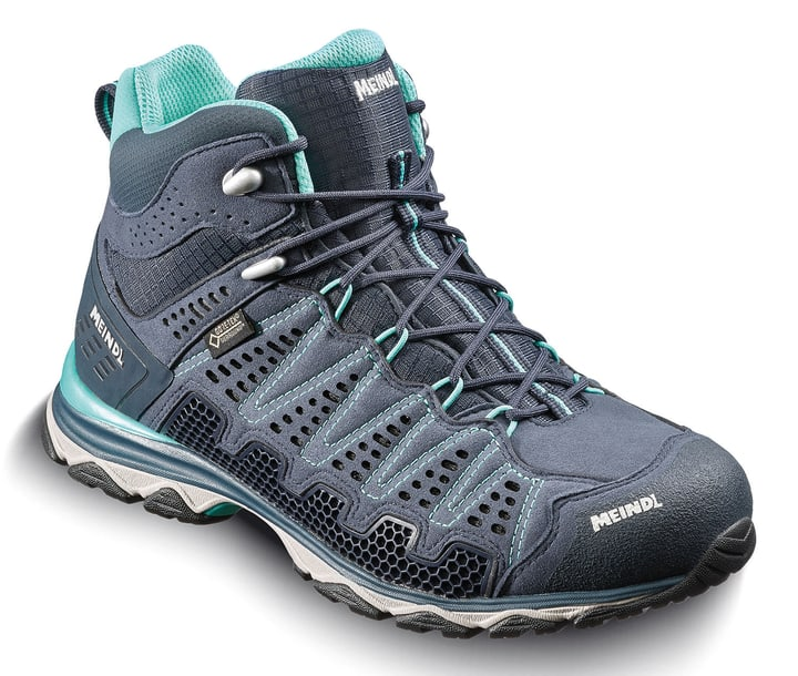 X-SO 70 GTX Surround Chaussures de randonnée pour femme Meindl 499699337040 Couleur bleu Taille 37 Photo no. 1