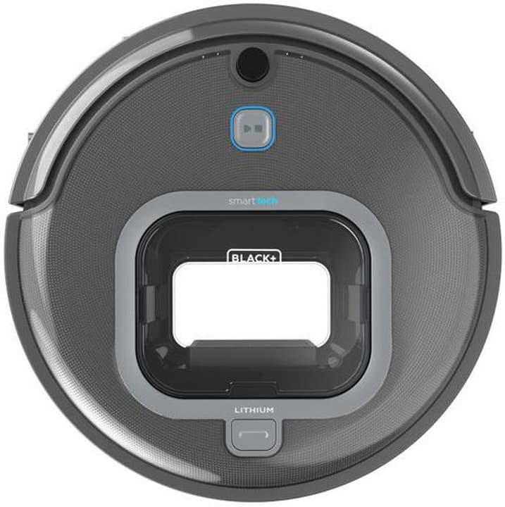 SmartTech LED 120 m² aspirapolvere robot Black&Decker 785300135830 N. figura 1