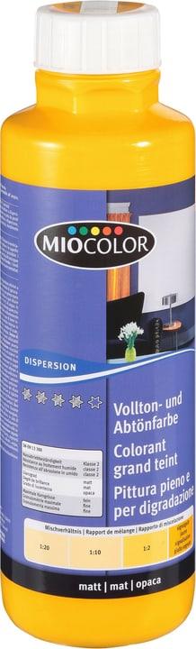 Pittura pieno e per digradazione Miocolor 660733400000 Colore Giallo segnale Contenuto 500.0 ml N. figura 1