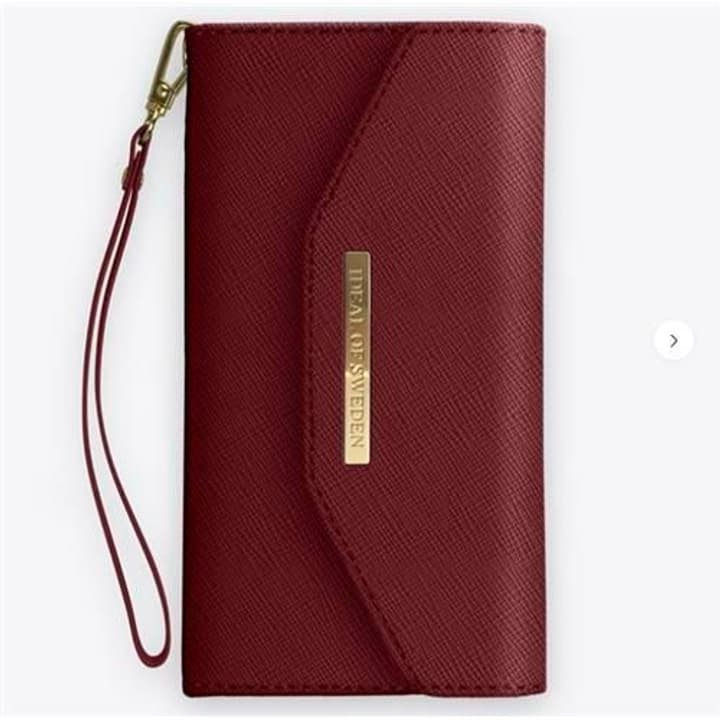 Book-Cover Mayfair Clutch burgundy Coque iDeal of Sweden 785300148859 Photo no. 1