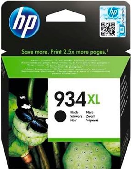 934 XL nero Cartuccia d'inchiostro HP 795834900000 N. figura 1