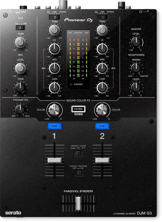 DJM-S3 DJ Mixer Pioneer DJ 785300134792 N. figura 1