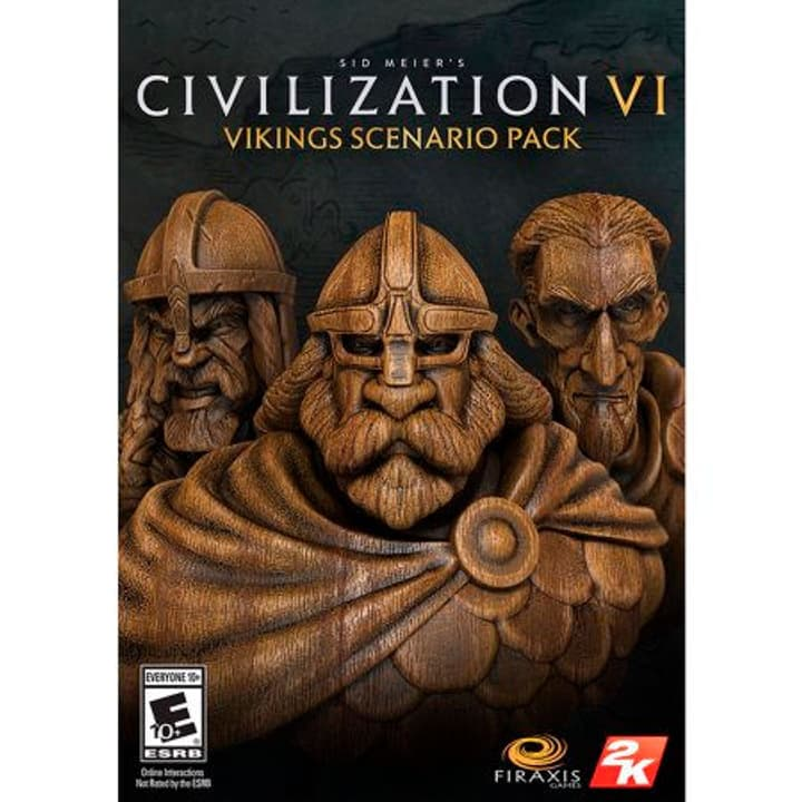 PC - Sid Meier's Civilization VI Vikings Scenario Pack Numérique (ESD) 785300133871 Photo no. 1