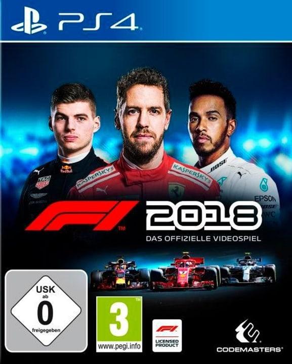 PS4 - F1 2018 D Box 785300141461 N. figura 1