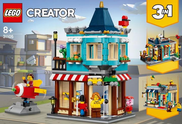 LEGO Creator 31105 Townhouse Toy Sto 748732900000 Photo no. 1