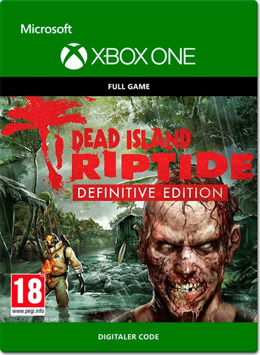 Xbox One - Dead Island: Riptide - Definitive Edition Digital (ESD) 785300137225 N. figura 1