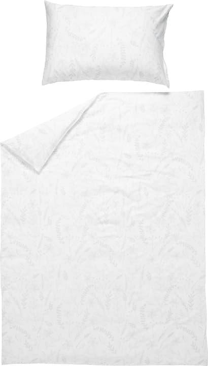 LAIA Parure de lit en renforcé 451292614411 Couleur Taupe Dimensions L: 160.0 cm x H: 210.0 cm Photo no. 1