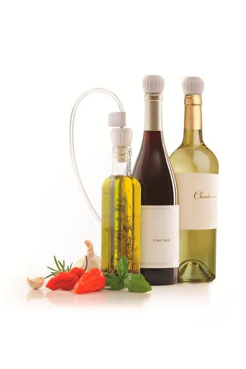 Set di 3 tappo di bottiglia sous vide FoodSaver 785300124165 N. figura 1