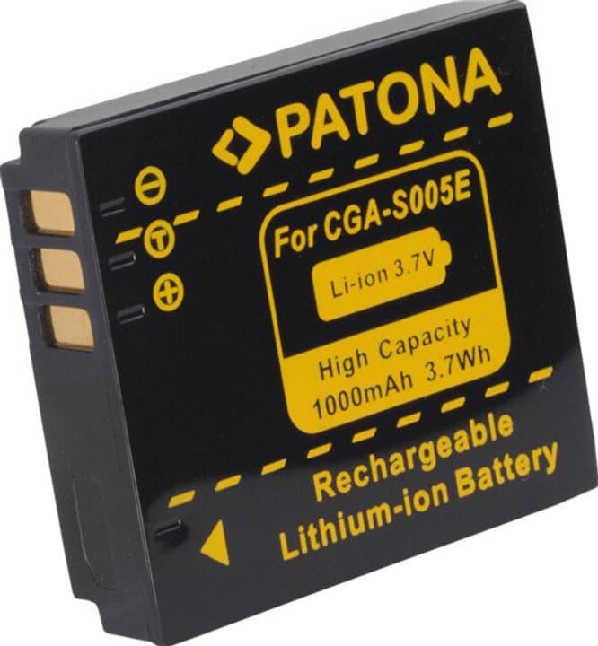 Panasonic CGA-S005E Batterie Patona 785300144510 Photo no. 1