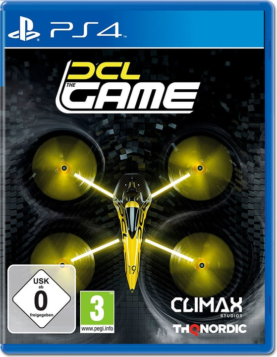 DCL: The Game [PS4] Box 785300150298 Photo no. 1