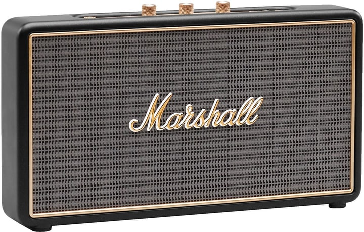 Marshall Stockwell - Noir Haut-parleur Bluetooth