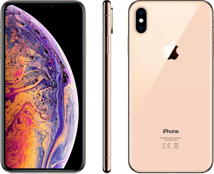iPhone Xs Max 512GB Gold Smartphone Apple 794633800000 Bild Nr. 1
