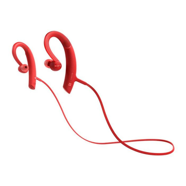MDR-XB80BS - Rouge Casque In-Ear Sony 785300123601 Photo no. 1