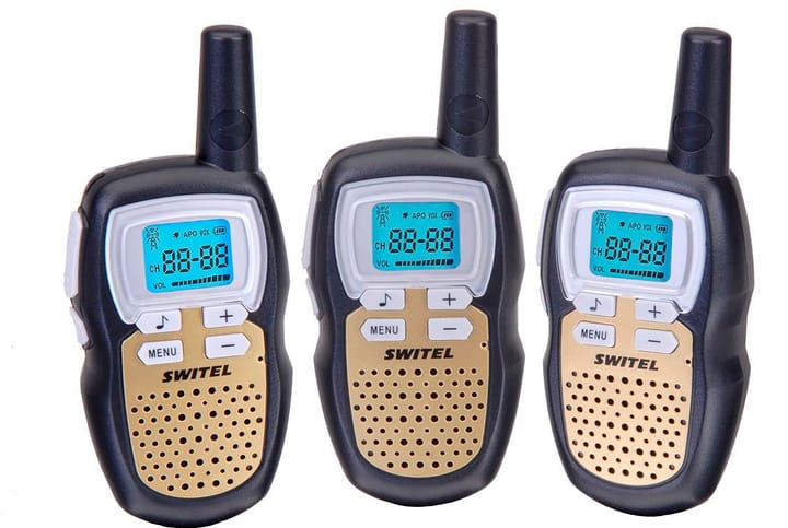 WTE 2313 Walkie-Talkie Trio Switel 785300126763 N. figura 1