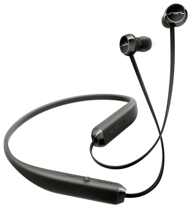 Shadow Wireless Bluetooth - Schwarz In-Ear Kopfhörer SOL REPUBLIC 785300132354 Bild Nr. 1