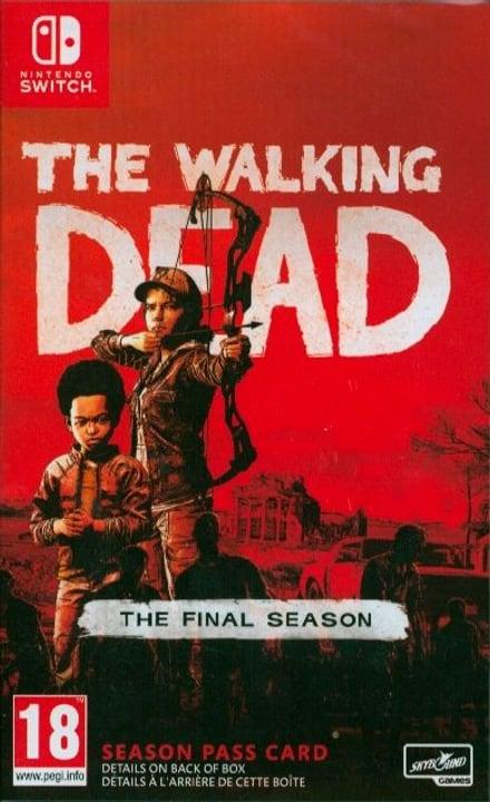 NSW - The Walking Dead: The Final Season 4 F Box 785300144146 Photo no. 1