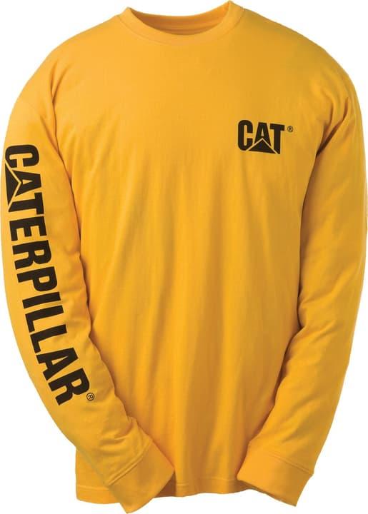 Langarmshirt TM Banner CAT 601284300000 Grösse M Bild Nr. 1