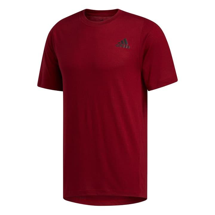 FL TEC Z FT CCO Herren-T-Shirt Adidas 464986100588 Farbe bordeaux Grösse L Bild-Nr. 1