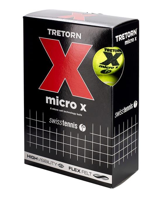 Tretorn Micro X Tennisball Tretorn 491548100000 Bild-Nr. 1