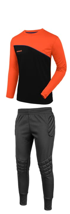 SET JUNIOR Ensemble de gardien de but pour enfant Reusch 464542612834 Couleur orange Taille 128 Photo no. 1