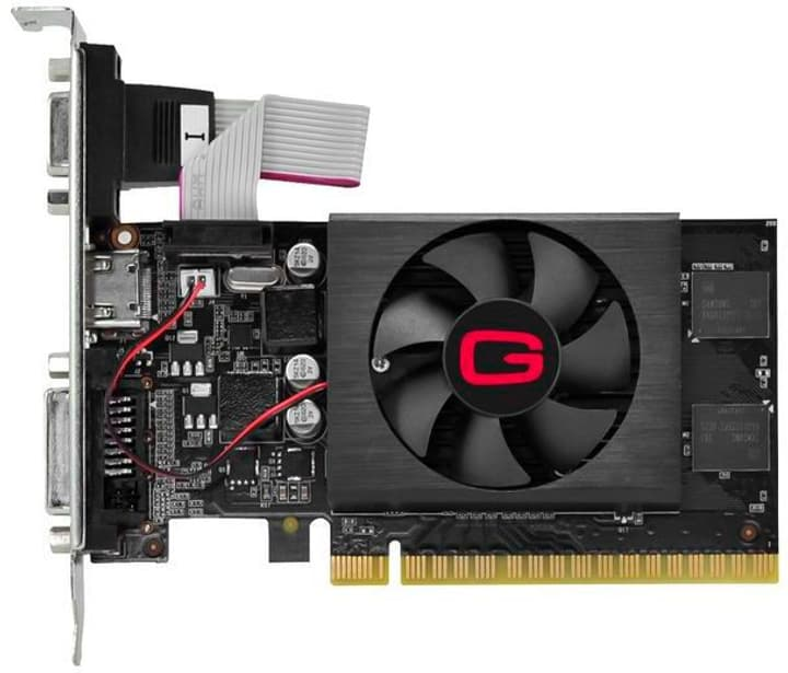 GeForce GT 710 2GB GDDR5 Card graphique Gainward 785300149980 Photo no. 1