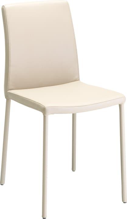 ARINA Chaise 402353900088 Dimensions L: 42.5 cm x P: 55.0 cm x H: 87.0 cm Couleur Gris taupe Photo no. 1