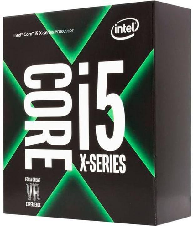 Core i5-7640X 4,0 GHz Processeur Intel 785300145554 Photo no. 1
